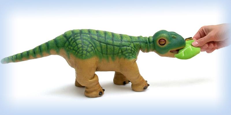 Плео робот динозавр Pleo  RB, купить по низкой цене